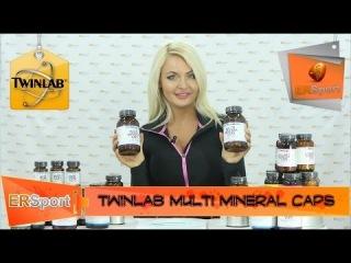 Спортивное питание (ERSport.ru) Twinlab Multi Mineral Caps
