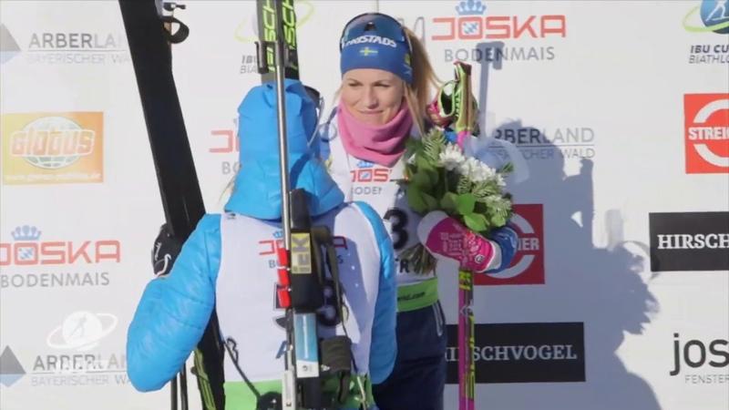 В Рупольдинге медали не пришли, зато Сливко блеснула в Арбере