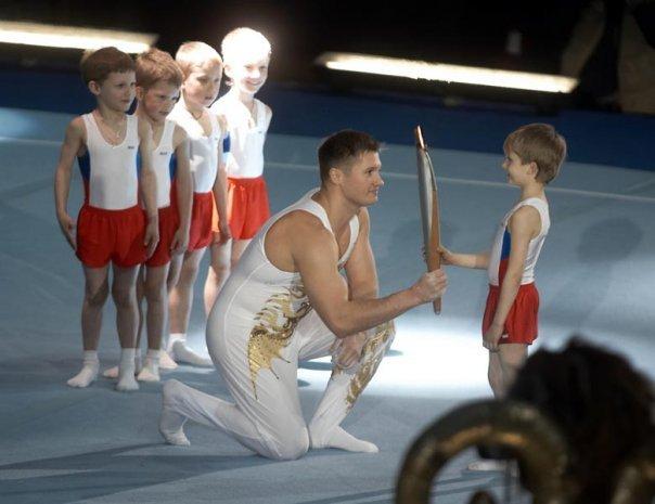 Дети и спортивная гимнастика