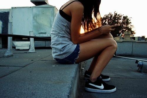 Codzienny Luźny mój. lov OddychamRAPEM.  Nike.