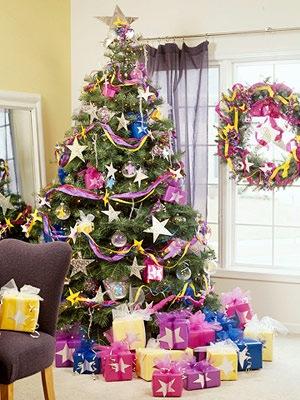 Украшаем наш дом к Новому году.