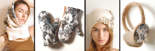 ...аксессуаров в подарочном пакете(шарф-труба иил снуд+варежки+уши+шапка)