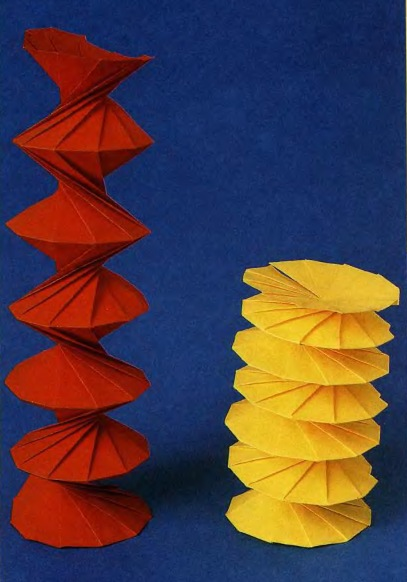Носорог, слон и лошадь Одним из самых талантливых и плодовитых мастеров оригами по праву считается англичанин Дэвид...