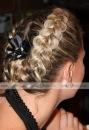 прически с плетением кос фото уроки.