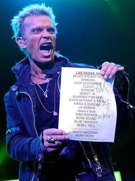 <b>Billy Idol</b>   VK