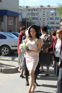 Анара Болысбаева, Уральск