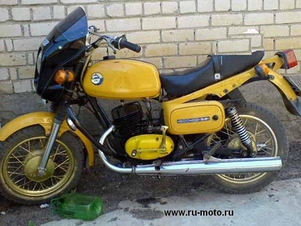 b Мотоцикл Восход/b, b ЗиД/b, Сова и Минск.