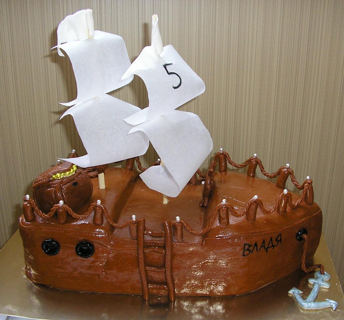 Мастер-классы украшения тортов 58