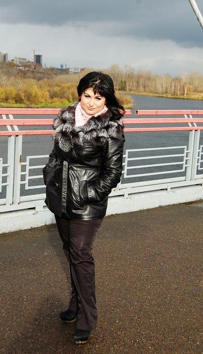 Анна Аванесова, 20 января 1987, Красноярск, id5490711