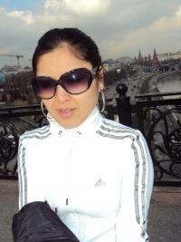 Аида Туганбаева, 11 апреля , Москва, id148190184