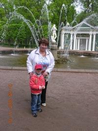 Татьяна Леонтьева, 7 марта , Санкт-Петербург, id159199836
