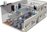Интеллектуальная система HI-VRV. система управления на базе PC...  По сравнению с обычными кондиционерами...