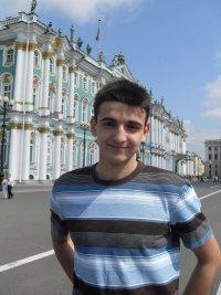 Владимир Кравцов, 21 августа 1995, Санкт-Петербург, id64816682