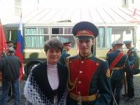 Наталья Добарина, 29 апреля , Санкт-Петербург, id144493394