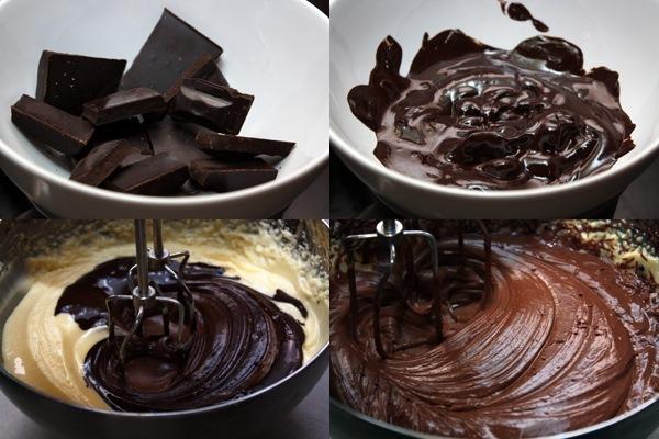 Как сделать крем коричневый