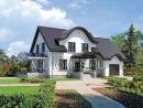 Проект коттеджа H-199-1K - Проекты домов.