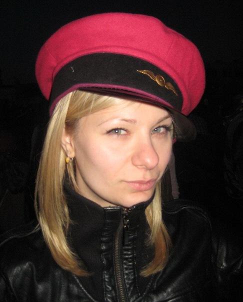 Яна Сидоренко