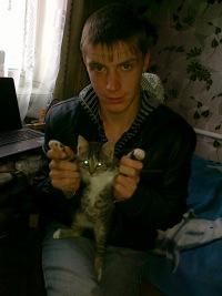 Евгений Сарычев, 25 июля 1991, Кемерово, id134766266