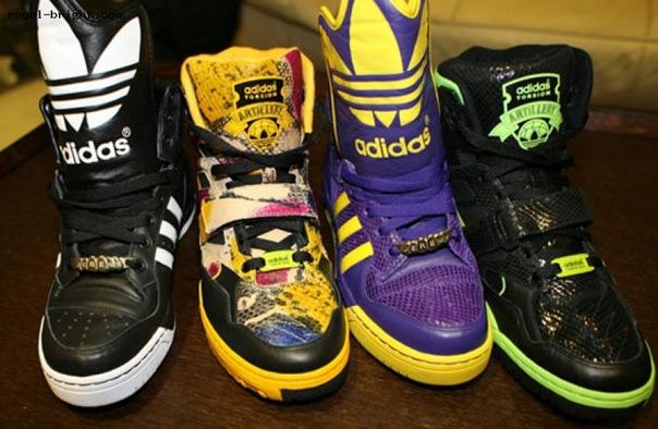 новая коллекция кроссовок адидас.