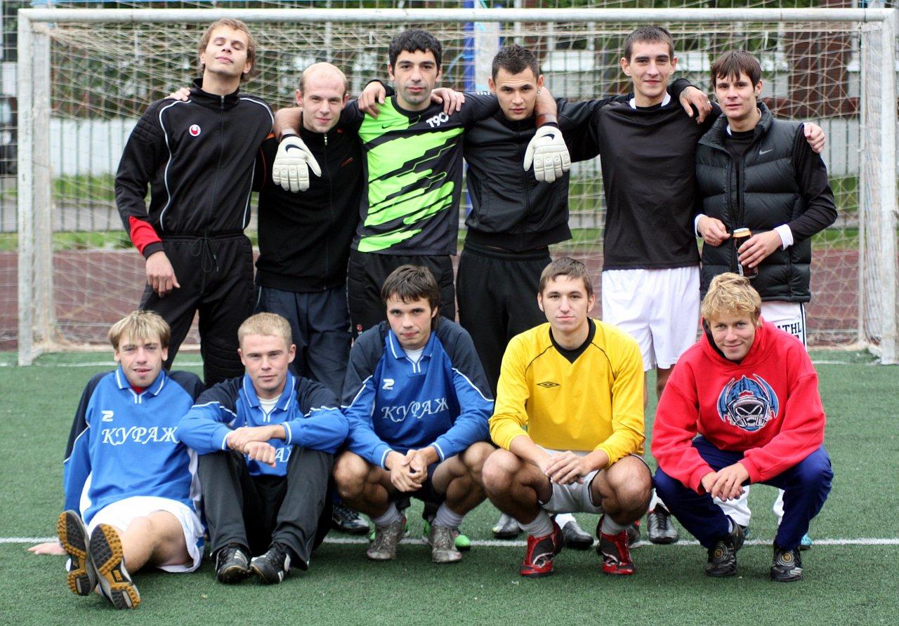 """Матч всех звезд 2010. Команда """"Призеры""""."""