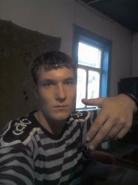 Жека Костров, 20 сентября 1990, Красноярск, id102537356