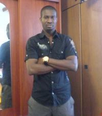 Kingsley Nwachukwu, 18 апреля 1995, Харьков, id142379399