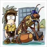 Почему Вымерли Тараканы
