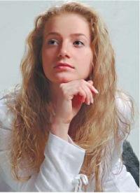 Юлия Скворцова, 15 февраля , Москва, id104975025