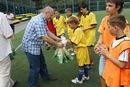 футбольная форма детская милан на заказ