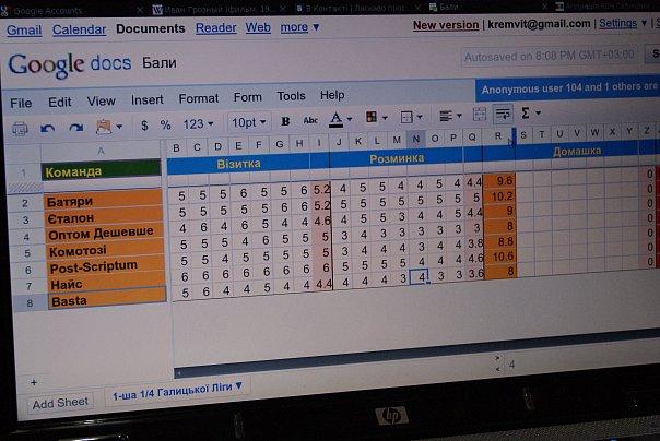 Репортаж про першу 1/4 фіналу Галицької ліги – 2010