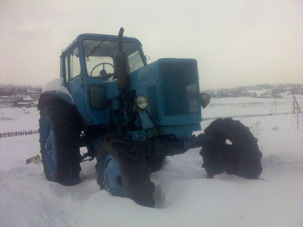 Цены на б у трактора