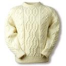 вязание крючком свитер с оленями мужской.