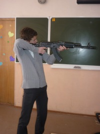 Артур Хасаншин, 22 мая , Альметьевск, id58466213