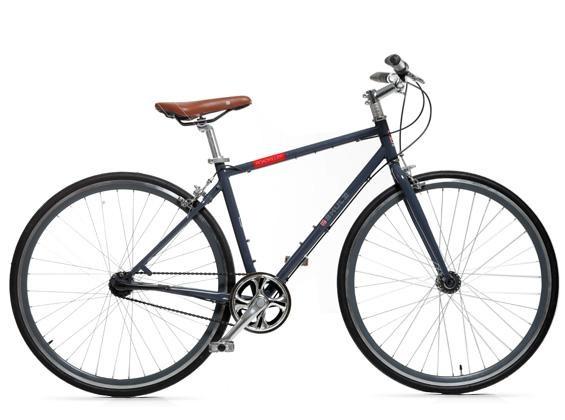 Вот, собственно, расстанусь с отличным велосипедом.