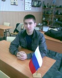 Арсен Гусейнов, 25 мая 1989, Красноярск, id133700091