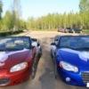 Прокат и аренда кабриолетов в Минске. Свадебные