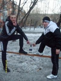 Иван Василевич, 21 января 1997, Красноярск, id136780688