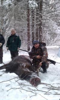 Геннадий Дыба, 13 ноября , Москва, id154819010