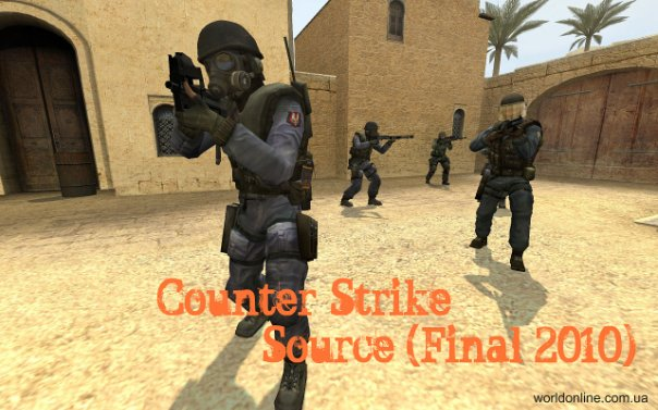 Counter Strike Source  Final 2010