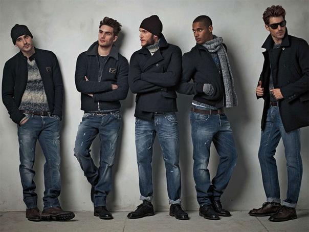 Посмотреть оригинальный пост в ЖЖ.  Dolce & Gabbana Men's A/W '11/'12...