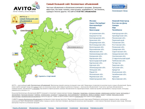 Оцените наших конкурентов: Авито ру (avito.ru) Сландо ру (slando.ru) Из.