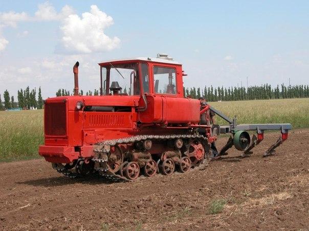Липецкий трактор ЛТЗ-60 - allspectech.com