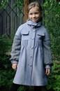 Комментарий: Схемы вязания женских пальто крючком в дневниках.