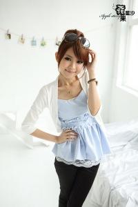 Стильные платья из кореи