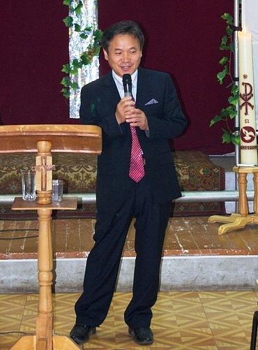 Пастор ЮН