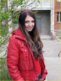 Кристина Гудова, 5 июня , Волгоград, id107705392