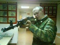Максим Гулый, 22 июля , Новосибирск, id72908573