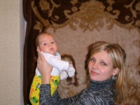 Екатерина Подкопова(сотникова), 15 октября , Кемерово, id123583734