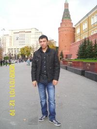 Komron Mavlonov, 26 ноября 1980, Москва, id151268030
