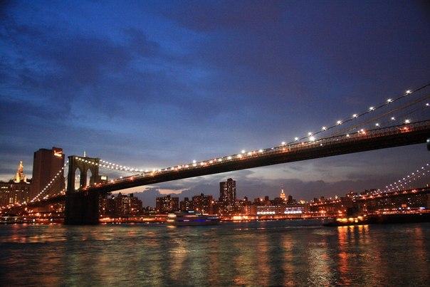 картинки ночной город в хорошем качестве